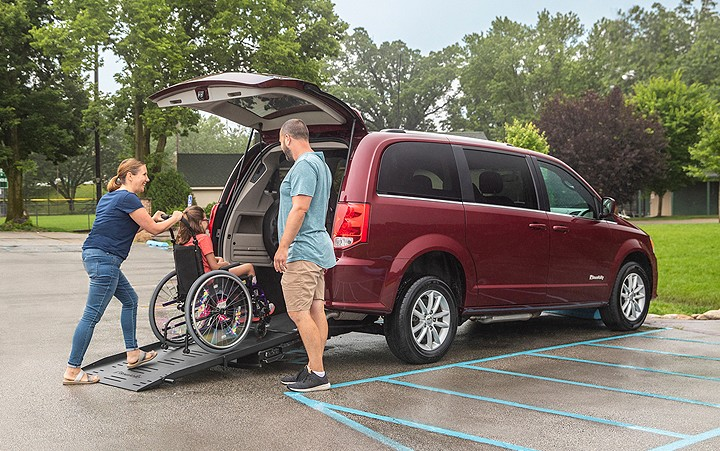 Can You Convert Your Vehicle into Wheelchair Accessible?