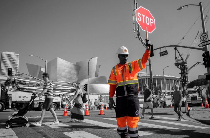 The roles of traffic management specialists.