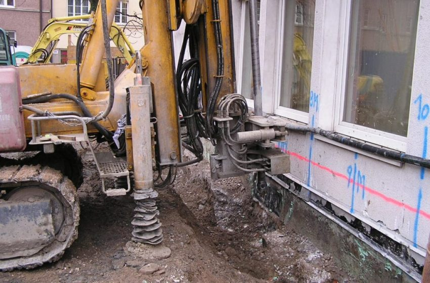 AN OVERVIEW OF THE FOUNDATION REPAIR SERVICE PROCEDURE